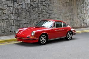 Porsche 911t 1972 Porsche 911t