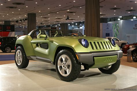 jeep renegade concept 2008 jeep renegade concept supercars