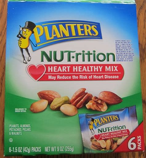 Planters Snacks by Planters Nuts Snacks Healthy Mix Melanie Cooks