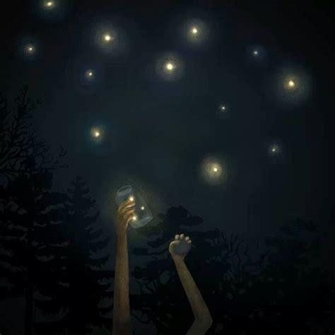 Backyard Summer Ideas Catching Fireflies Good Night Pinterest Fireflies