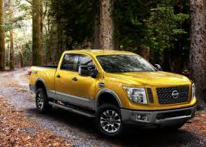 Towing Capacity For Nissan Titan The 2016 Nissan Titan Diesel Can Tow A 12 314