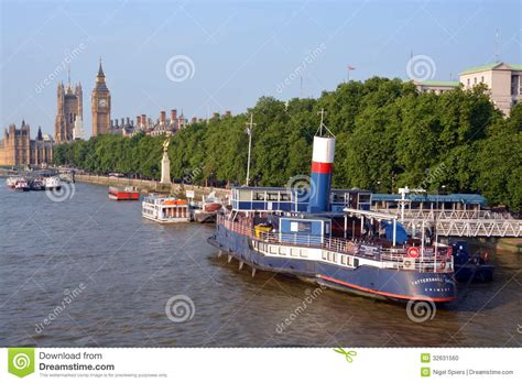 thames river boat functions party boats moored on the embankment london big ben