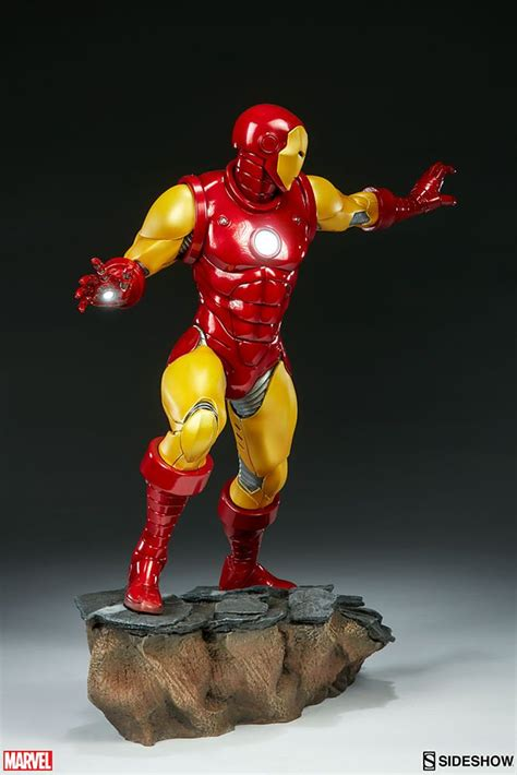 Sideshow Statue Iron Sale assemble iron sideshow collectibles statue mania