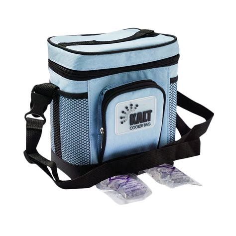 Jual Freezer Penyimpan Asi jual kalt cooler bag biru tas penyimpan asi harga