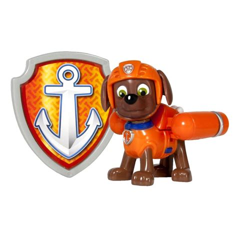 paw patrol puppies paw patrol pack pup badge zuma paw patrol