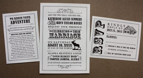 Sle Wedding Invitation Log by Wedding Invitations Directions Wedding Invitation Ideas
