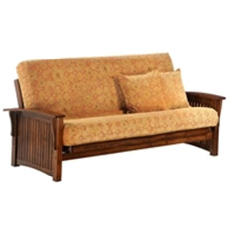 Futon Creations by Wood Futon Frames All Wood Futons At Futon Creations
