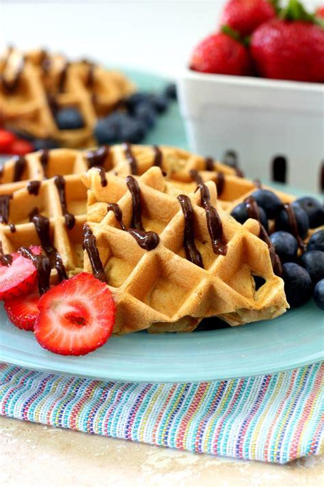 protein waffles recipe healthy waffle recipe protein