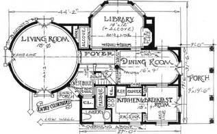 Tudor Floor Plans Architectural Designs
