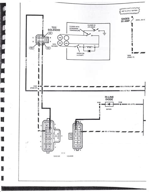wiring diagram gm 700r4 wiring diagram chevy 700r4