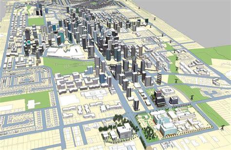 design criteria surrey visionary new surrey city centre plan adopted urbansurrey