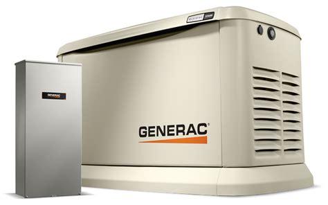 Generac Guardian 22kw Standby Generator Generac Gaurdian 11 Kw