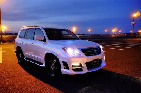 wald lexus lx570 wald lexus lx570 black bison edition car tuning