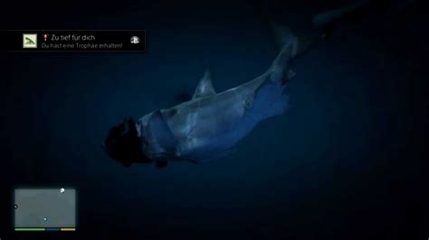 you re gonna need a bigger boat achievement grand theft auto v out of your depth trophy