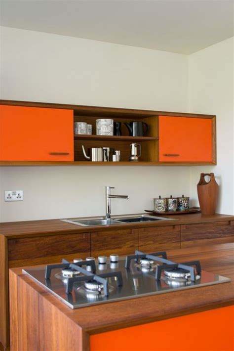 a chic 21st century modern kitchen by the inman company 39 stylish and atmospheric mid century modern kitchen