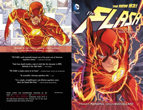 The Flash Volume 6 Out Of Time The New 52 Ebooke Book new 52 flash vol 1 review
