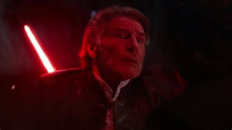 harrison ford dies is han going to stay dead harrison ford says he s