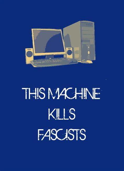 anti flag this machine kills fascists calling peta antifa stabs in neck during