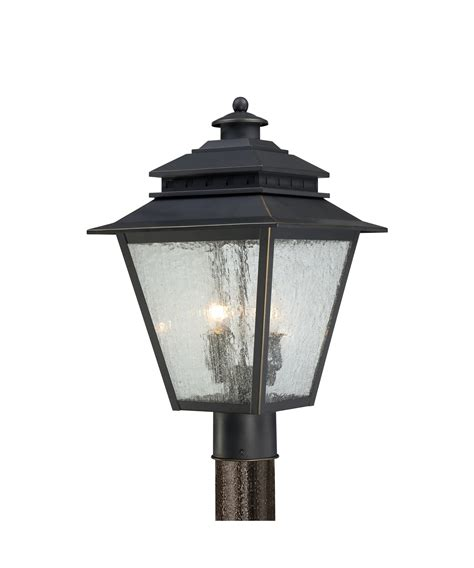 Lighting Posts Outdoor Quoizel Can9011 Carson 2 Light Outdoor Post L Capitol Lighting 1 800lighting