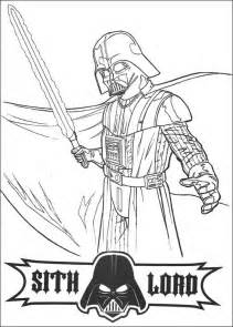 kids 7 star wars coloring pages