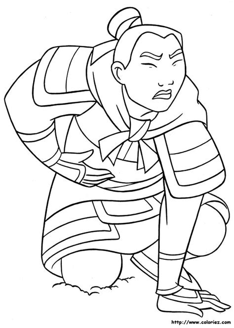Mulan blessée