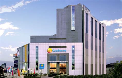 comfort heights malls hotels commercial property corporate office