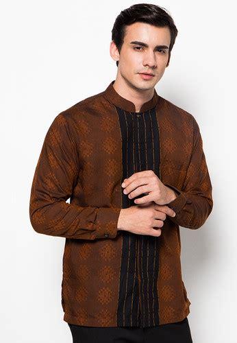 Baju Pakaian Pria Cowok Atasan Busana Koko Muslim Tosca Hijau Pasha tips mengenakan busana muslim pria terkini tahun ini