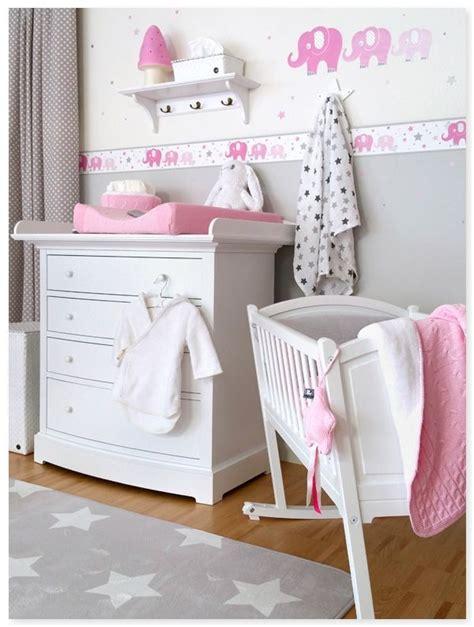 Kinderzimmer Grau Rosa Gestalten by Kinderzimmer M 228 Dchen Baby