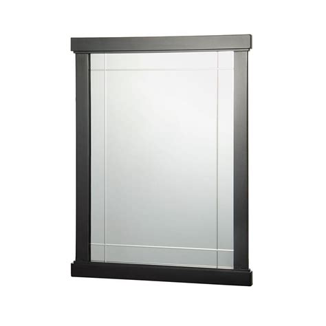 home decorators mirror home decorators collection zen 31 in l x 23 1 2 in w