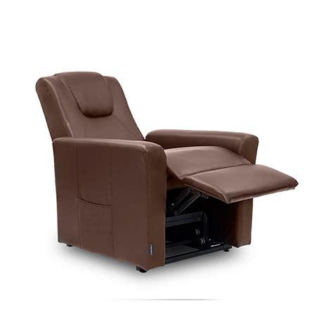 poltrone massaggiante poltrona relax massaggiante alzapersona marrone cecorelax