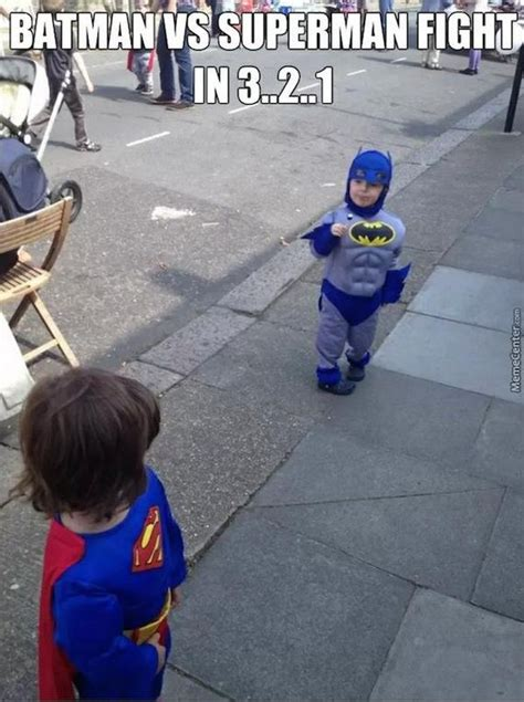 Superman And Batman Memes - batman v superman versus funny reaction memes barnorama