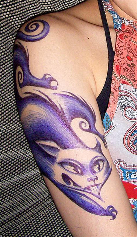 fake tattoo drawing pen 30 brilliant temporary tattoos
