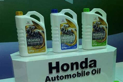 Oli Honda Blue Oli Honda Terbaru Buat Mesin Makin Awet Muda Otomotif
