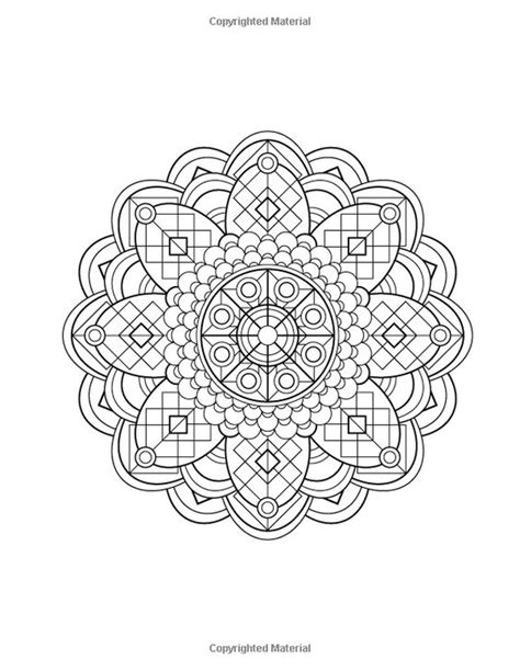 mandala design coloring book volume 1 coloring coloring books and melted crayons on