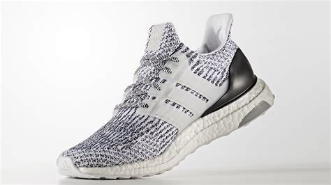 Sepatu Adidas Ultra Boost 3 0 Oreo Black White Original adidas ultra boost 3 0 oreo the sole supplier