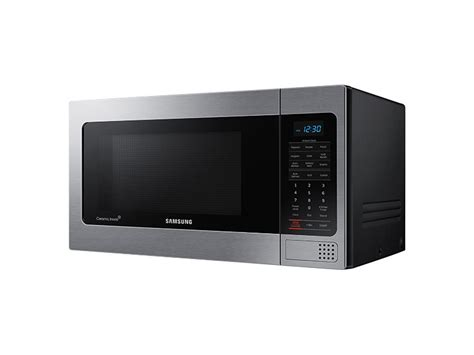 Samsung Countertop Microwaves by 1 1 Cu Ft Countertop Microwave With Grilling Element