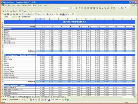 Personal Finance Spreadsheet Excel Askoverflow Finance Spreadsheet Template