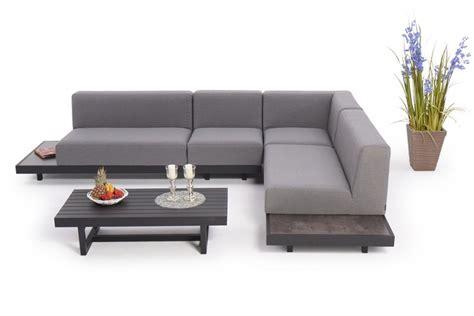 sitzpolster lounge gartenmöbel moderne outdoor m 246 bel mit wetterfesten lounge polster