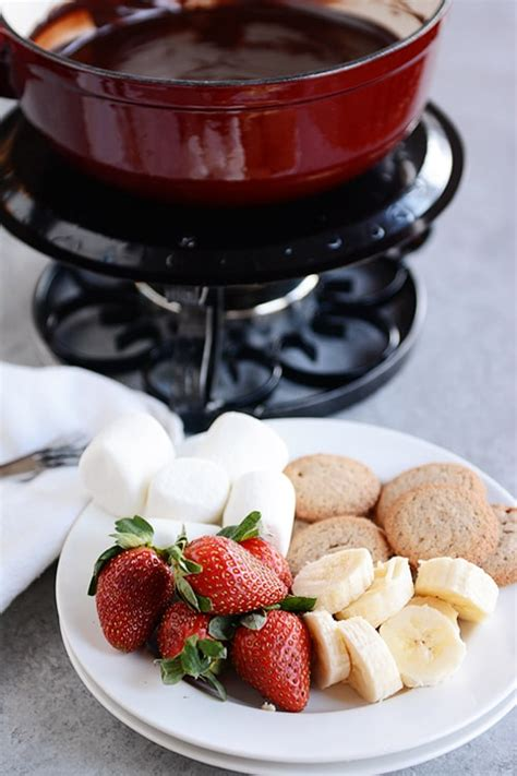 ina garten chocolate fondue ina garten chocolate fondue chocolate fondue recipe