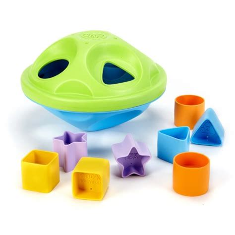 speelgoed ecocheques vormendoos 6m green toys kudzu eco webshop