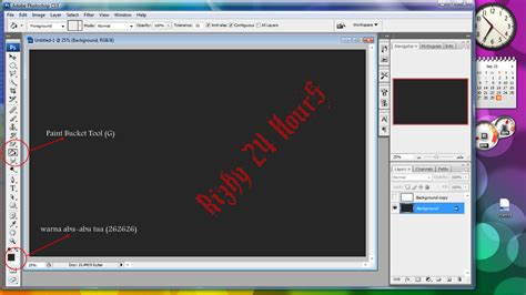 tutorial photoshop yang simple rizky 24 hours tutorial photoshop shiny bubble simple