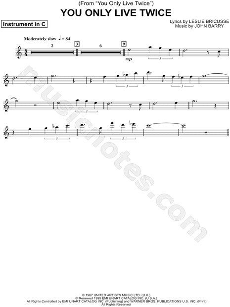 theme music you only live twice quot you only live twice c instrument quot from james bond 007