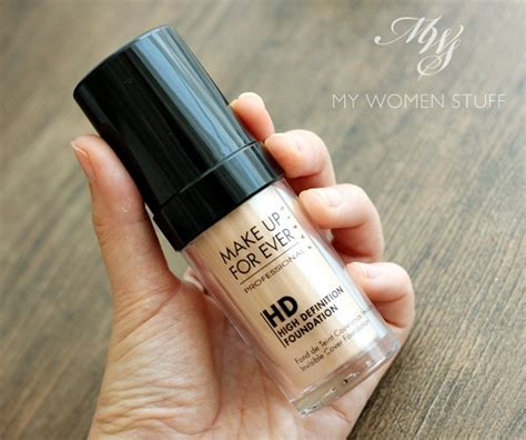 Makeup Forever Hd Foundation Malaysia makeup forever malaysia style guru fashion glitz