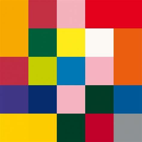 color square 4900 colours 187 microsites 187 gerhard richter