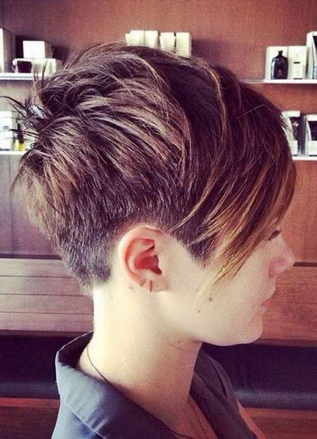 haircut with dye pixie haircut with color