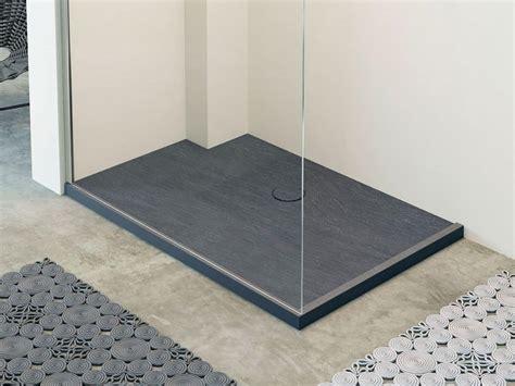 piatto doccia in pietra prezzi piatto doccia in mineralite effetto pietra naturale in