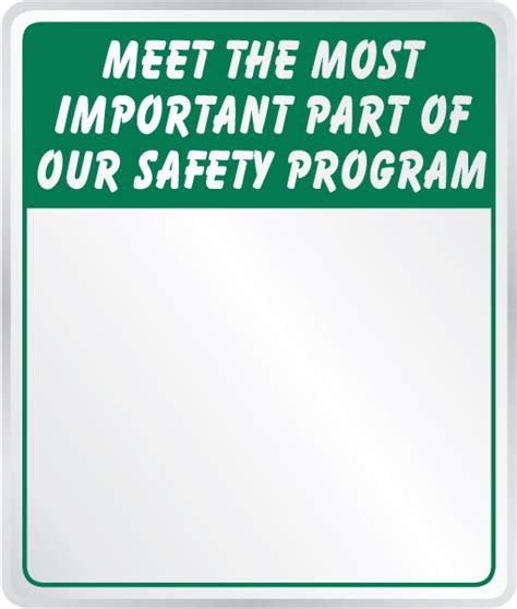 Most Important Part Of Mba Application by The Most Important Part Of Our Safety Program Mirror D3978