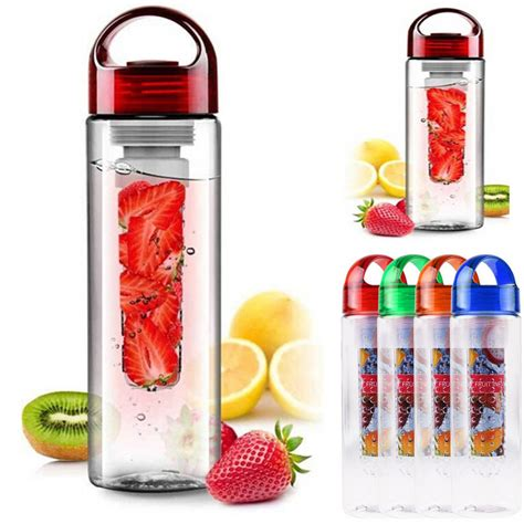 How To Detox Bpa From Your by Hiot 700ml Obst Br 252 Heinheit Wasser Infusionsflasche Bpa