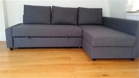 ikea sectional sofa bed ikea sofa bed youtube