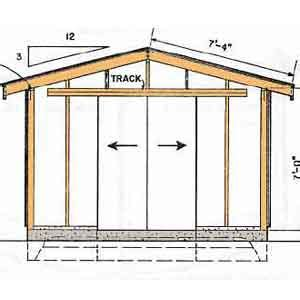 shed plans preparing  construct  shed